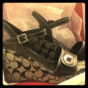 Coach shoes!!